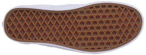 Vans SLIP-ON 59 - zapatilla deportiva de lona unisex blanco - Weiß ((Washed C L) tr FQ8)
