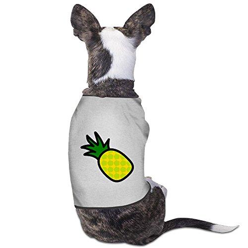 Pineapple Diamond Symbol Carlifornia Dog Clothes Dog Sweaters Dog - Online Shopping Upscale