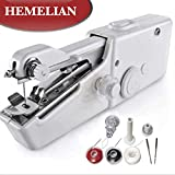 Best Hand Sewing Machines - Hemelian Portable Sewing Machine, Mini Sewing Professional Cordless Review