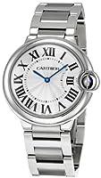 Cartier Midsize W69011Z4 Ballon Bleu Stainless Steel Watch from Cartier