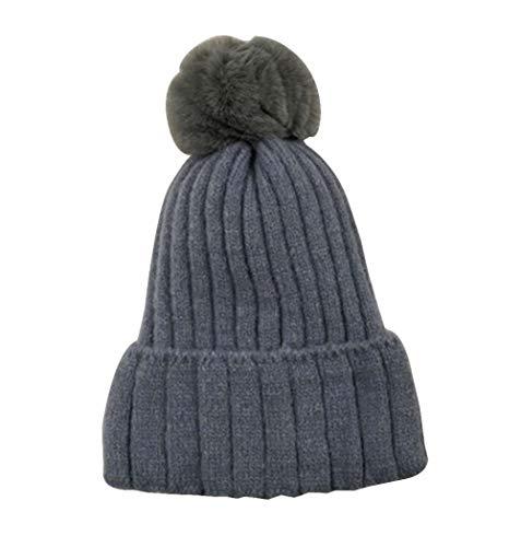 Punto de Sombrero Sombrero Moda para Punto Multicolor24 Temptation 1 de de Grueso Terciopelo Hombres Sombrero Plus Black Invierno 8PUwn