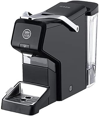 Lavazza A Modo Mio - Cafetera de cápsulas, 1200 W, color negro