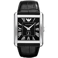 8fc22c7252f Relógio Emporio Armani Masculino Preto - Har1640 z