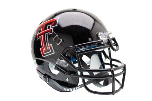 NCAA Texas Tech Red Raiders Authentic XP Football Helmet by Schutt