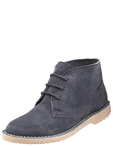 Amazon.com | Mens Classic Arizona Suede Desert Boots | Boots