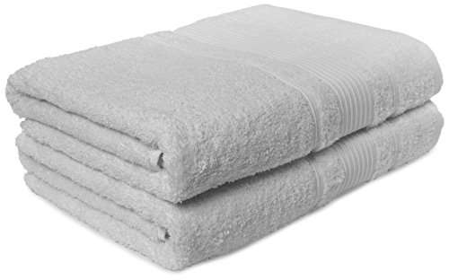 NEW 2 PACK - 27 x 52 inches Bath Towels - LUXURY Ultra Super