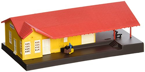 Bachmann Freight Station - N Scale - Train G Scale Station