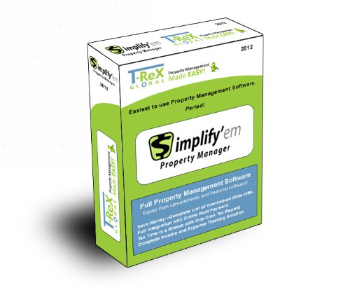 Property Management Software SimplifyEm P300 - Manage Up To 300 Units!
