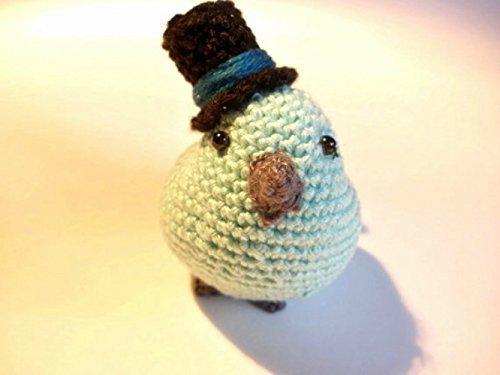 Piichii the little bird amigurumi pattern - Amigurumipatterns.net | 375x500