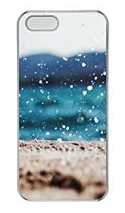 Attirance Bath Body Polycarbonate Hard Case Cover for iPhone 5/5S Transparent Thanksgiving Day gift