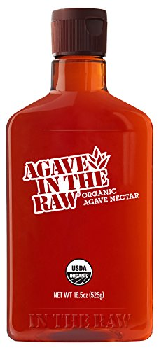 Agave In The Raw Sweetener, 18.5 Ounce Bottle