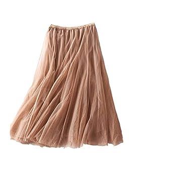 Yudanwin Moda y Sexy Falda Japonesa Falda Plisada Nueva Malla ...