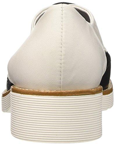 Tosca Blu Ametista - Zapatos de cordones derby Mujer Negro - Schwarz (NERO C99)