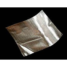 Stainless Steel Woven Wire Mesh 15cm x 15cm, 11 hole sizes / Mesh count / Aperture size. (200 Mesh) by Inoxia Ltd