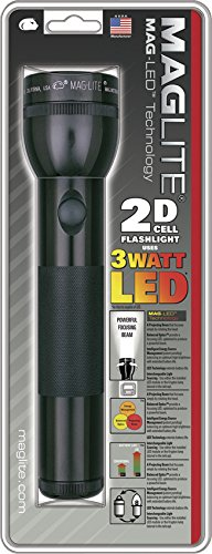 2 Cell Mag Light Led