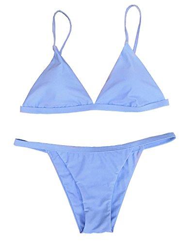 Blue Bikini - 6