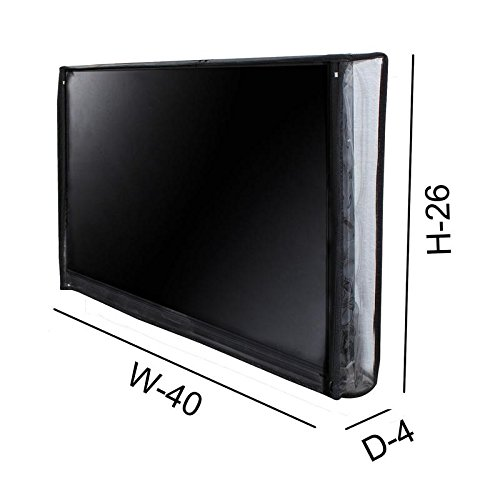 Buy Dream Care Transparent PVC LED/LCD Television Cover For