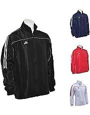 adidas Unisex's Track Suit Jacket Black