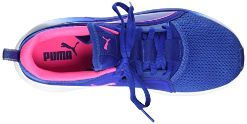 01 Lace Sportive Wn's knockout Blu Donna Indoor Puma Pink Scarpe Blue True Fierce g7HwFq6
