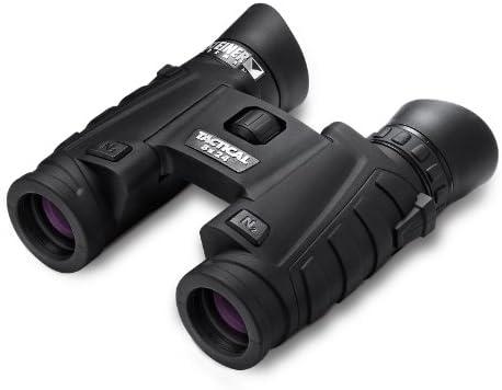 Steiner 6502 8x 24mm Tactical Binocular, Black
