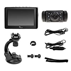 Amazon yada digital wireless backup camera with 43 dash share facebook twitter pinterest 40 shares freerunsca Image collections