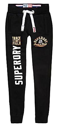 Trackamp; SportNoirblack Field Pantalon Superdry Jogger De BCdoxe