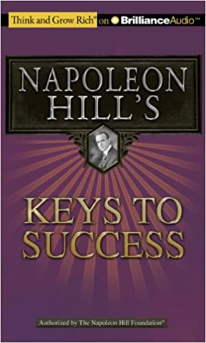 NAPOLEON HILLS KEYS TO SUCCESS EPUB