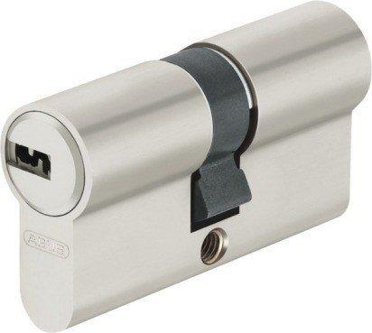 Cerradura cilíndrica Abus EC550, 35/40 mm, incluye 5 llaves