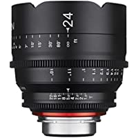 Rokinon Xeen XN24-MFT 24mm T1.5 Professional CINE Lens for Micro Four Thirds Mount