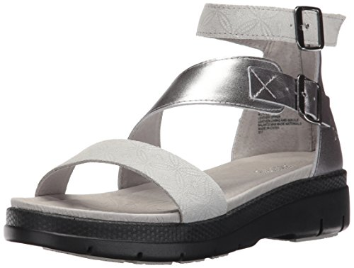 Jambu Women's Cape May Wedge Sandal, Ice Print, 9.5 M (Sandals Shoes Com)