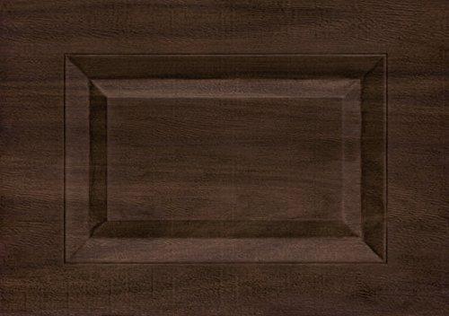 Giani FG-WL WAL 2 KIT 2 Wood Look Paint Doors, 2 Car Garage