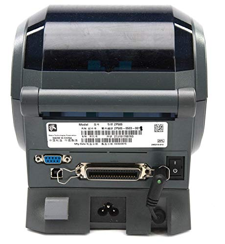 Zebra ZP505-0503-0018 Zebra Thermal Label Printer