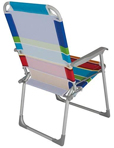 Eurotrail 601//248 Beach Chair