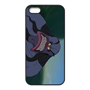 iPhone 5 5s Cell Phone Case Black Disney Hercules Character Nessus Ydfnm