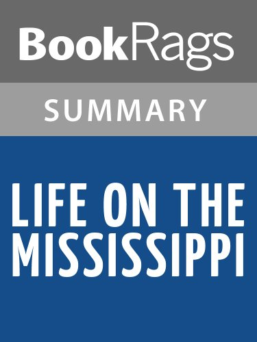Summary & Study Guide Life on the Mississippi by Mark Twain