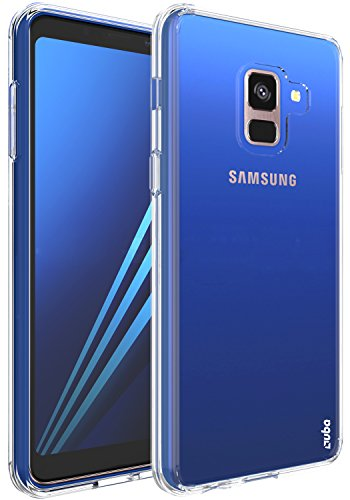 Galaxy A8 2018 Case, OUBA [Shock Absorption] Air...