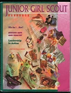 Scouting for girls official handbook of the girl scouts girl junior girl scout handbook by girl scouts of the usa 1994 01 01 fandeluxe Images