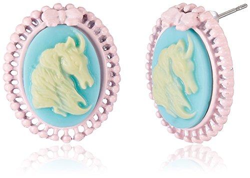Funky Fish Drop Earrings for Women (Multicolor) (I-419_A7297473106817)