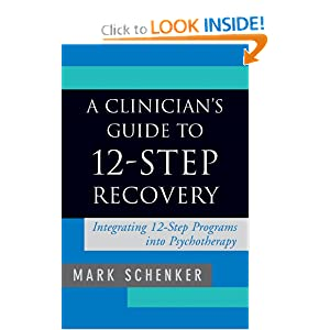 A Clinician's Guide to 12-Step Recovery: Integrating 12-Step Programs into Psychotherapy Mark Schenker
