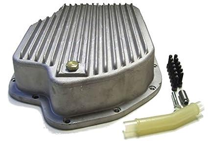 chevy 400 transmission pan