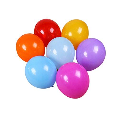 Tinksky Balloons supplies Assorted Colors