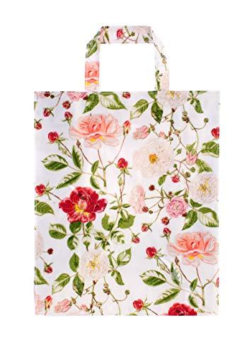 Rhs Rose - Ulster Weavers RHS Traditional Rose Medium PVC Bag