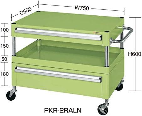 サカエ ニューパールワゴン引出し付 PKR-2RALN