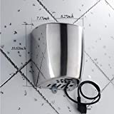 Modundry Stainless Steel Commercial Hand Dryer