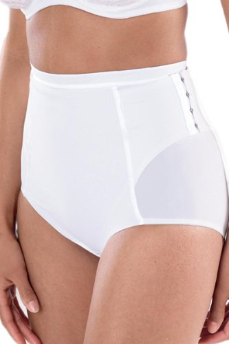 Anita Maternity Women`s ReBelt Panty After Pregnancy, ANI-1885, 16, white