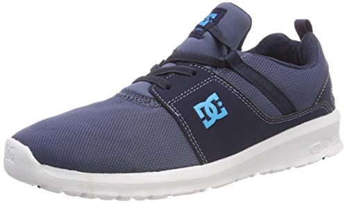 Scarpe Bambino Da Combo blue Skateboard Heathrow Dc blue Shoes Xbbb Blu blue q6XSE