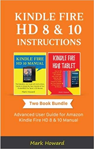 Amazon Kindle Fire Hd 8 10 Instructions Advanced User Guide