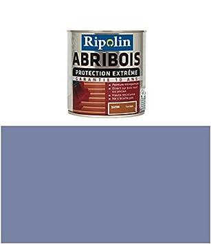Ripolin Peinture Abribois Satin Boiseries Extérieures 05 Litre