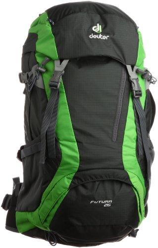 deuter futura 26 backpack anthracite spring buy online. Black Bedroom Furniture Sets. Home Design Ideas