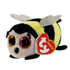 Amazon.com: TY Teeny Tys Zinger – Abeja de peluche (: Toys ...